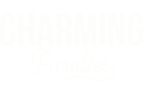Charming Parallel Logo Contacto