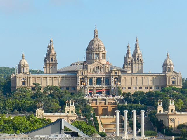 National Art Museum Barcelona
